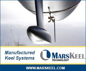 Mars Keel -  Manufactured Keel Systems 250