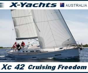 X-Yachts Xc42 300x250