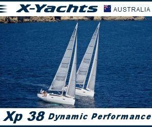 X-Yachts Xp38 300x250