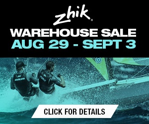 Zhik Warehouse Sale 300x250