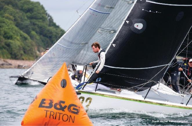 Farr280 Club Racer - photo © Rachel Fallon-Langdon
