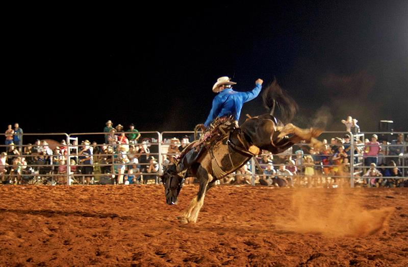 Rodeo by the Reef - photo © Joscelyn O'Keefe