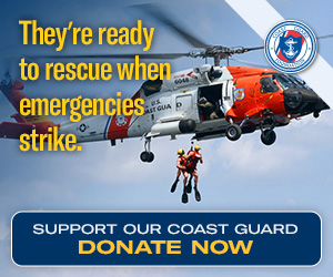Coast Guard Foundation MPU 3
