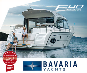 Ensign 2018 Bavaria E40 MPU