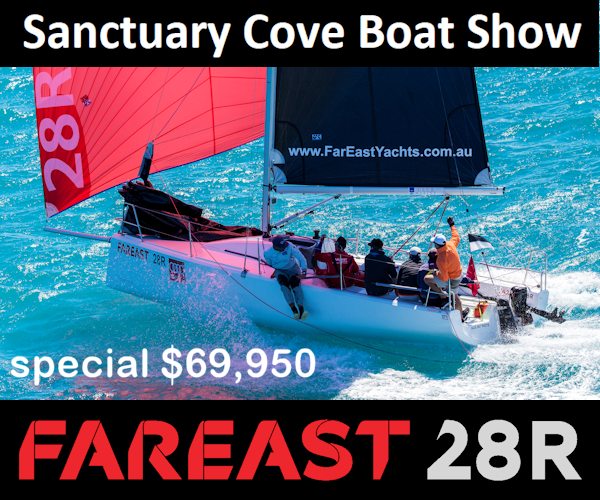 FarEast Yachts Australia 28R SCBS Special 600x500