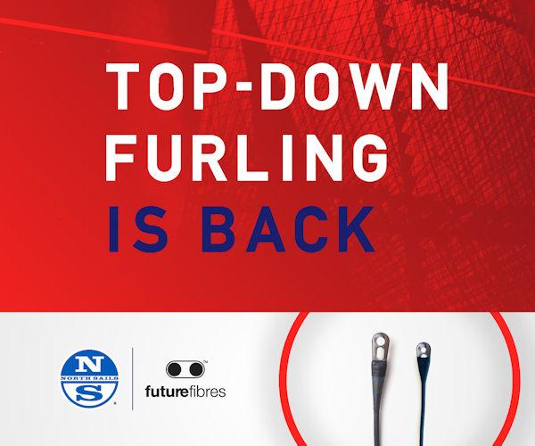 North Sails 2019 - Helix Top-Down Furling 600x500
