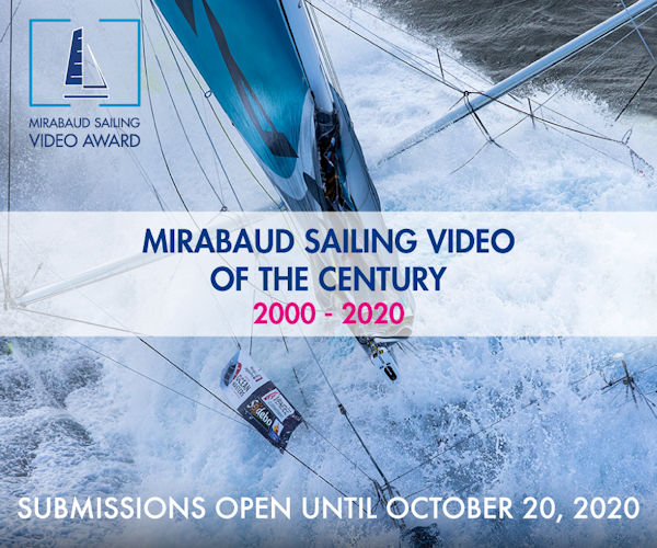 YRF2020 - Mirabaud Sailing Video 600x500