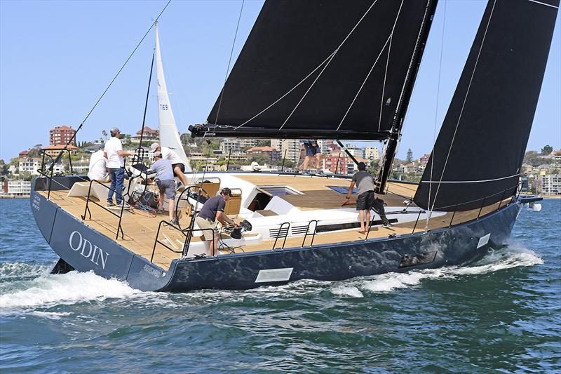 The first, balsa cored, Biscontini penned, Beneteau First Yacht 53 to arrive in Australia. - photo © Flagstaff Marine