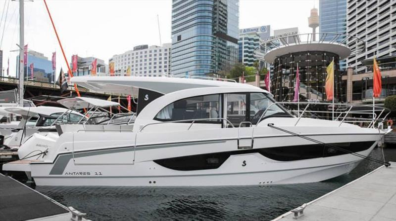 Antares 11 in Sydney, Australia - Dealer: Chapman Marine Group - photo © Beneteau Asia Pacific