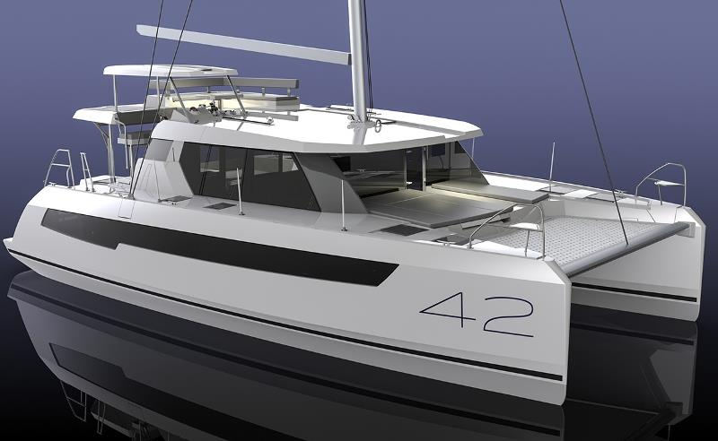 Leopard 42 - photo © Leopard Catamarans