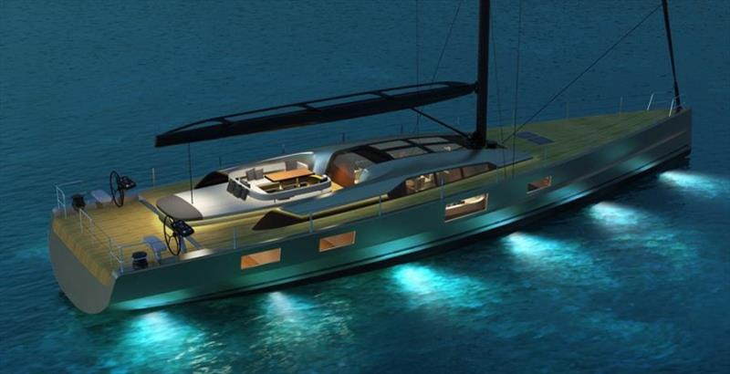 Makara superyacht series - photo © McConaghy Boats