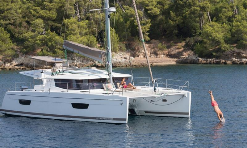 Dream Yacht Charter offers worldwide sailing choices