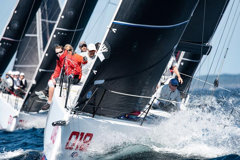 Melges IC37 National Championship - photo © Paul Todd / Outside Images