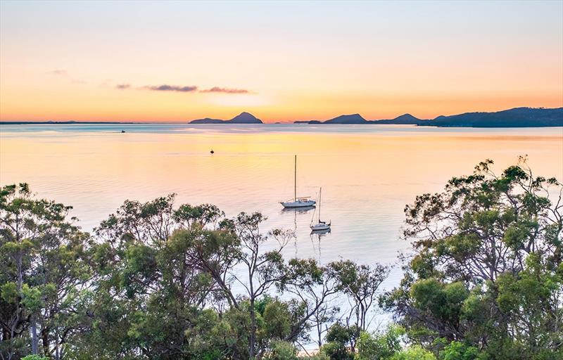 Bannisters view of Port Stephens - Sail Port Stephens - photo © Mark Rothfield