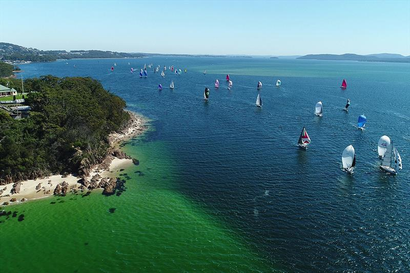 Sail Port Stephens - Commodores Cup - photo © Mark Rothfield