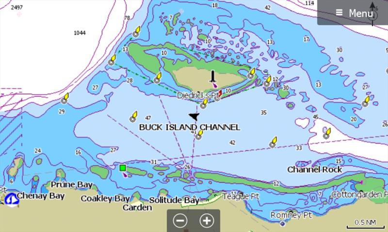 Lowrance® announces software update for HDS Carbon, Gen3 and Elite