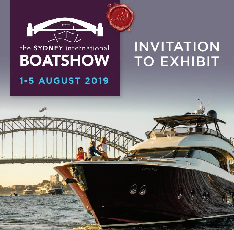 2019 Sydney International Boat Show photo copyright Boating Industry Association taken at  and featuring the Marine Industry class