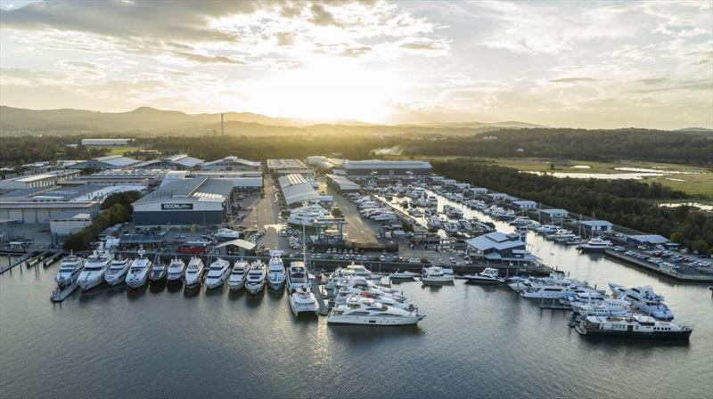 Australian Superyacht Rendezvous announces largest display of superyachts seen in Australia photo copyright Australian Superyacht Rendezvous  taken at  and featuring the Marine Industry class