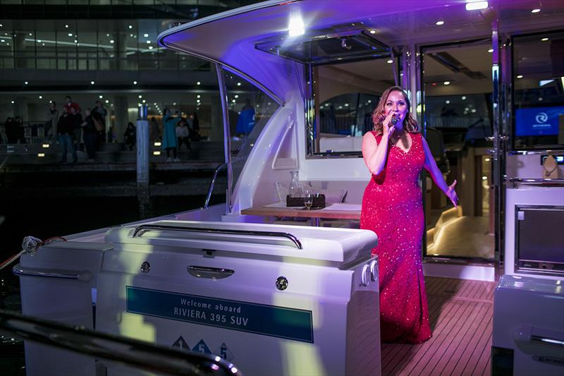 The Riviera and Belize Festival of Boating Gala Marina Party will be held this year on Friday May 24 and Saturday May 25 photo copyright Riviera Studio taken at  and featuring the Marine Industry class