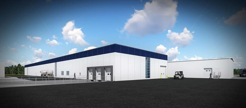 Mercury Marine breaks ground on a major expansion to its propeller facility - photo © Lee Gordon