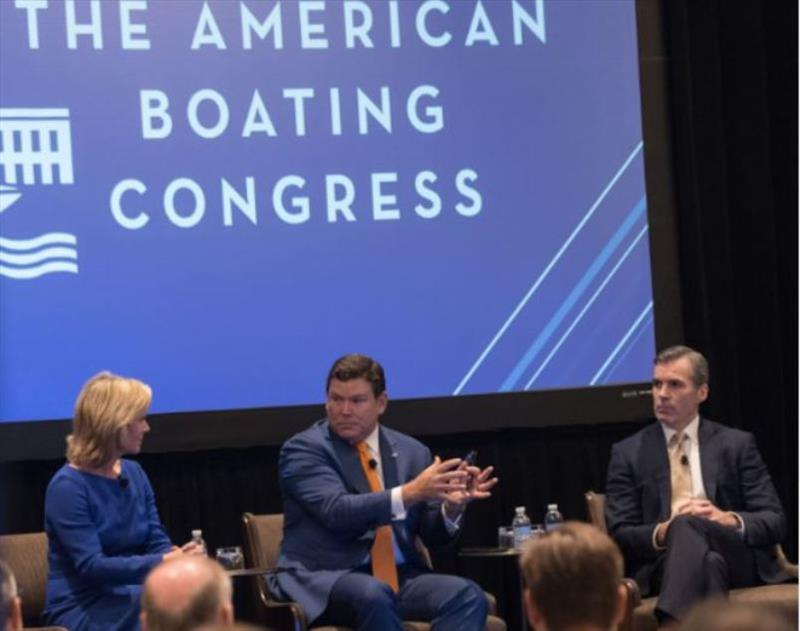 Final day of the American Boating Congress (ABC) 2019 photo copyright National Marine Manufacturers Association taken at  and featuring the Marine Industry class