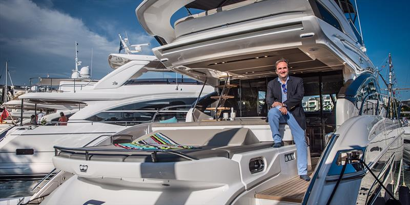 Record Results Employment Confirm Princess Yachts Position As The