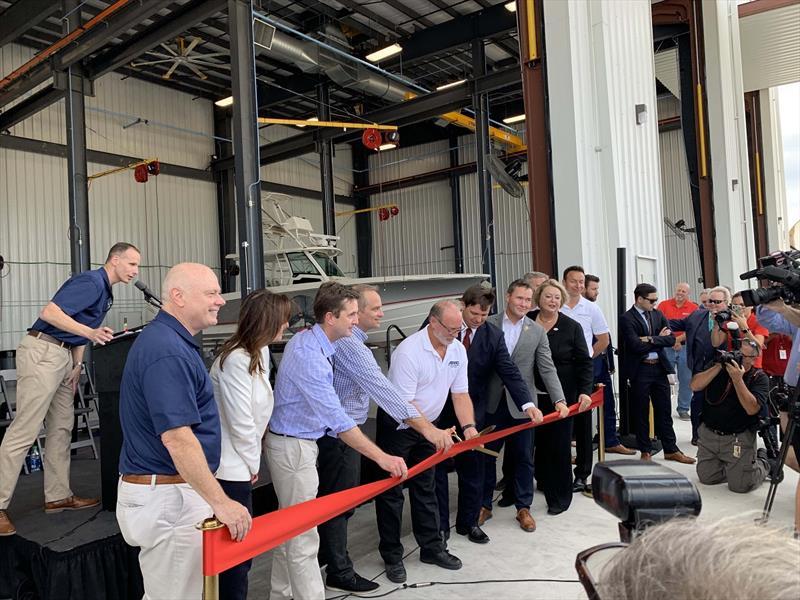 Brunswick new boat development facility - photo © National Marine Manufacturers Association