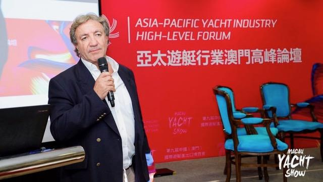 Asia-Pacific Yacht Industry High-Level Forum 2019 - photo © Macau Yacht Show