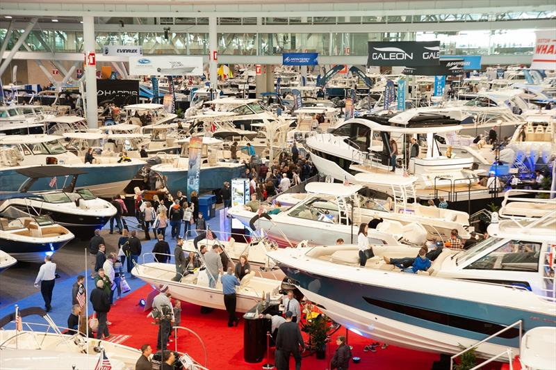Progressive® Insurance New England Boat Show® - photo © FayFoto / Boston