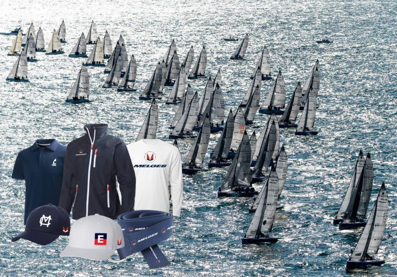 Save 10% on everything in the new Melges Apparel Shop - photo © Melges