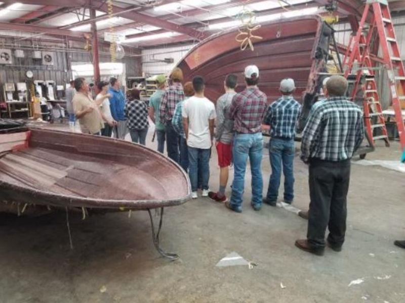 NMMA members shine spotlight on boat manufacturing nationwide - photo © NMMA