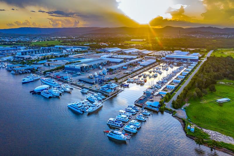 Gold Coast City Marina & Shipyard (GCCM)  - photo © Clare Wray