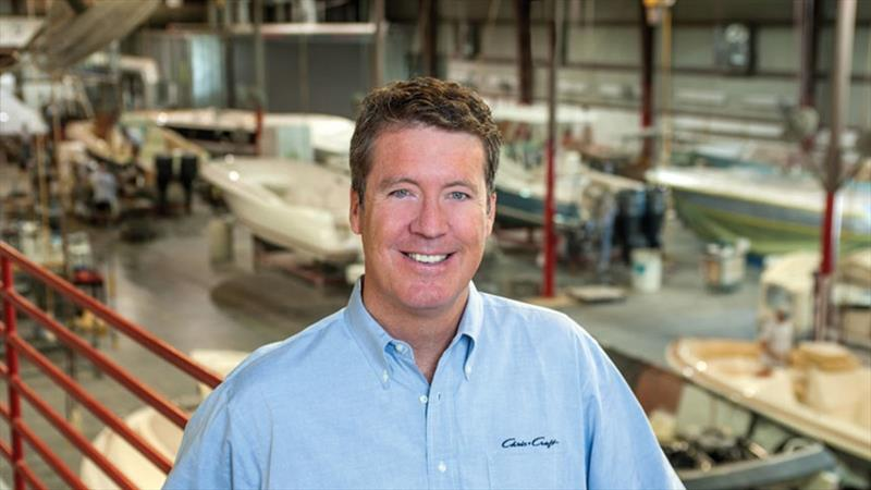 Chris-Craft's Steve Heese Elected Chairperson of NMMA Board of Directors - photo © National Marine Manufacturers Association