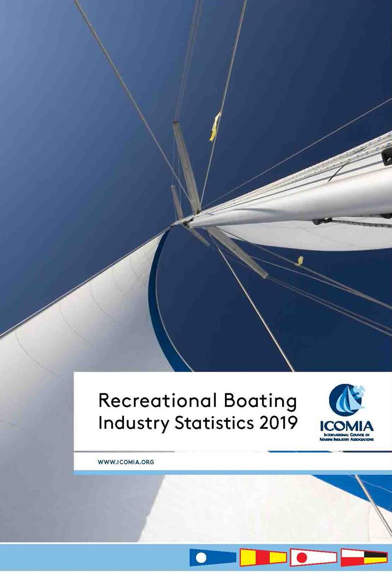 Recreational Boating Industry Statistics photo copyright National Marine Manufacturers Association taken at