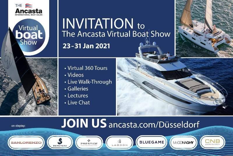 Ancasta's Virtual Boat Show photo copyright Ancasta taken at