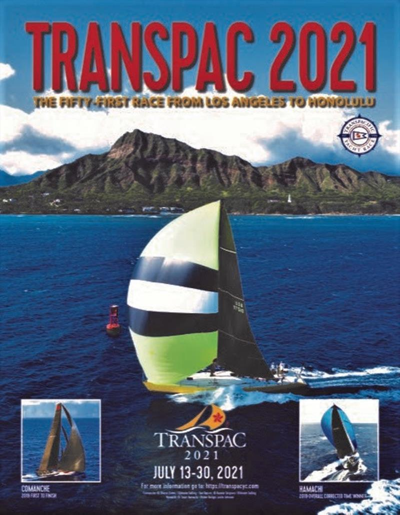2021 Transpacific Yacht Race appoints 1080 Media TV photo copyright Transpacific Yacht Club taken at