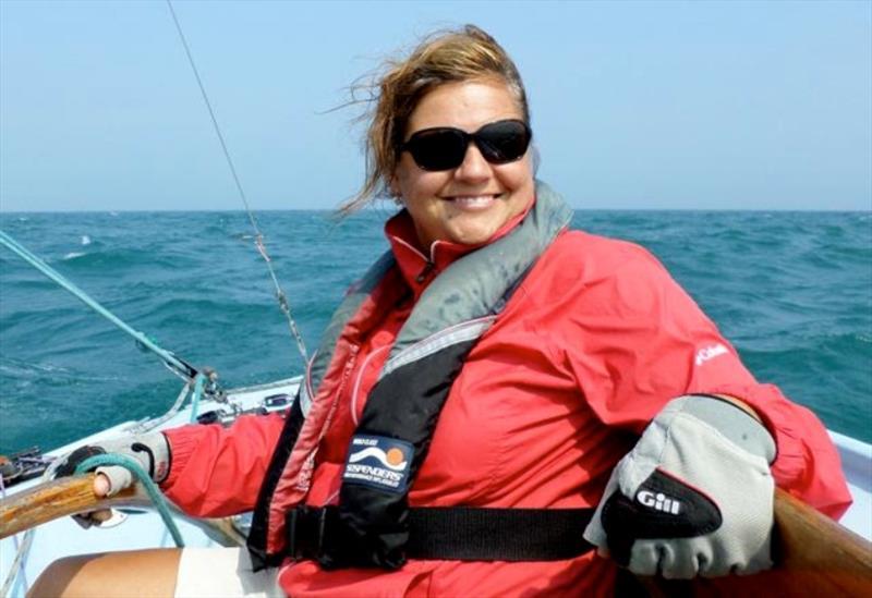Teresa Coronado © Midwest Women's Sailing Conference