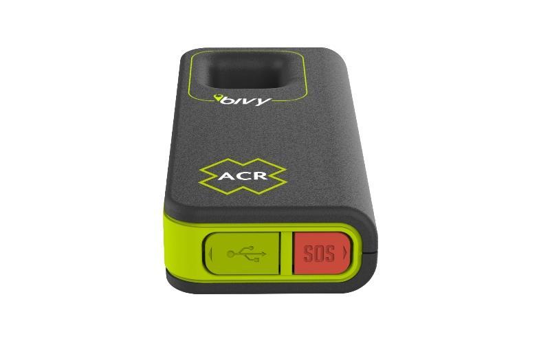 The ACR Bivy Stick two-way satellite messenger - photo © ACR Electronics