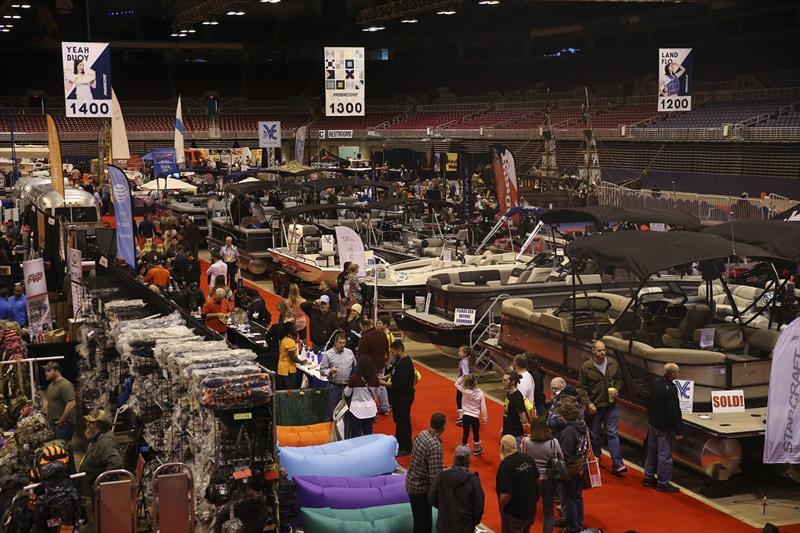 Progressive Insurance St. Louis Boat & Sportshow - photo © National Marine Manufacturers Association