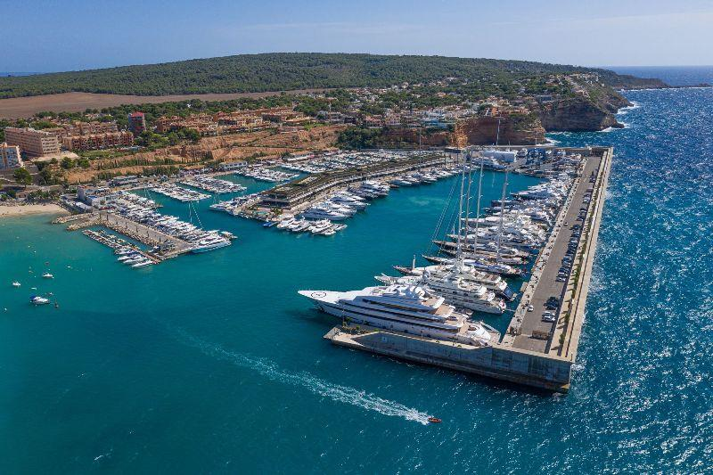Silent-Yachts Port Adriano - photo © Silent Yachts