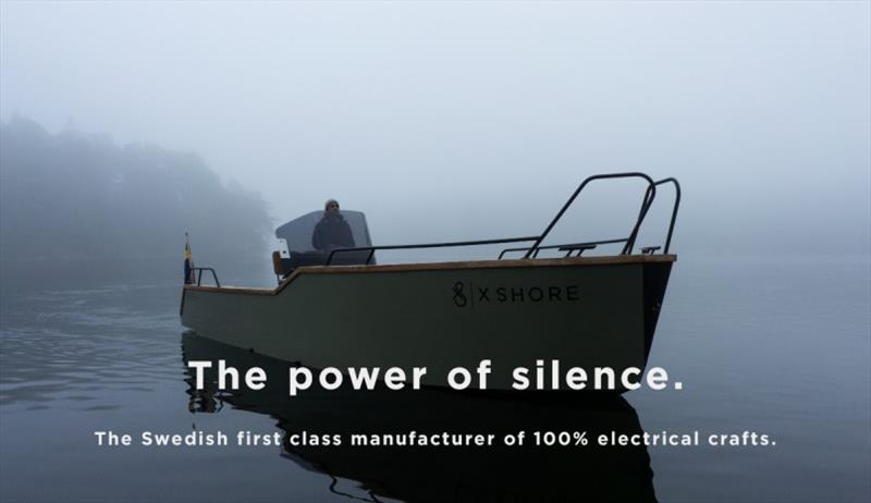 X Shore - The Power of Silence - photo © X Shore