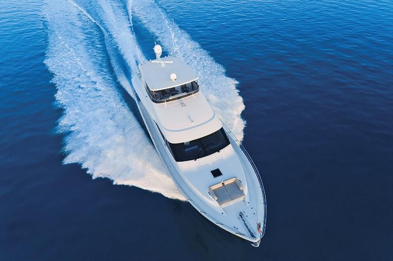 CLB72 Exterior - photo © CL Yachts