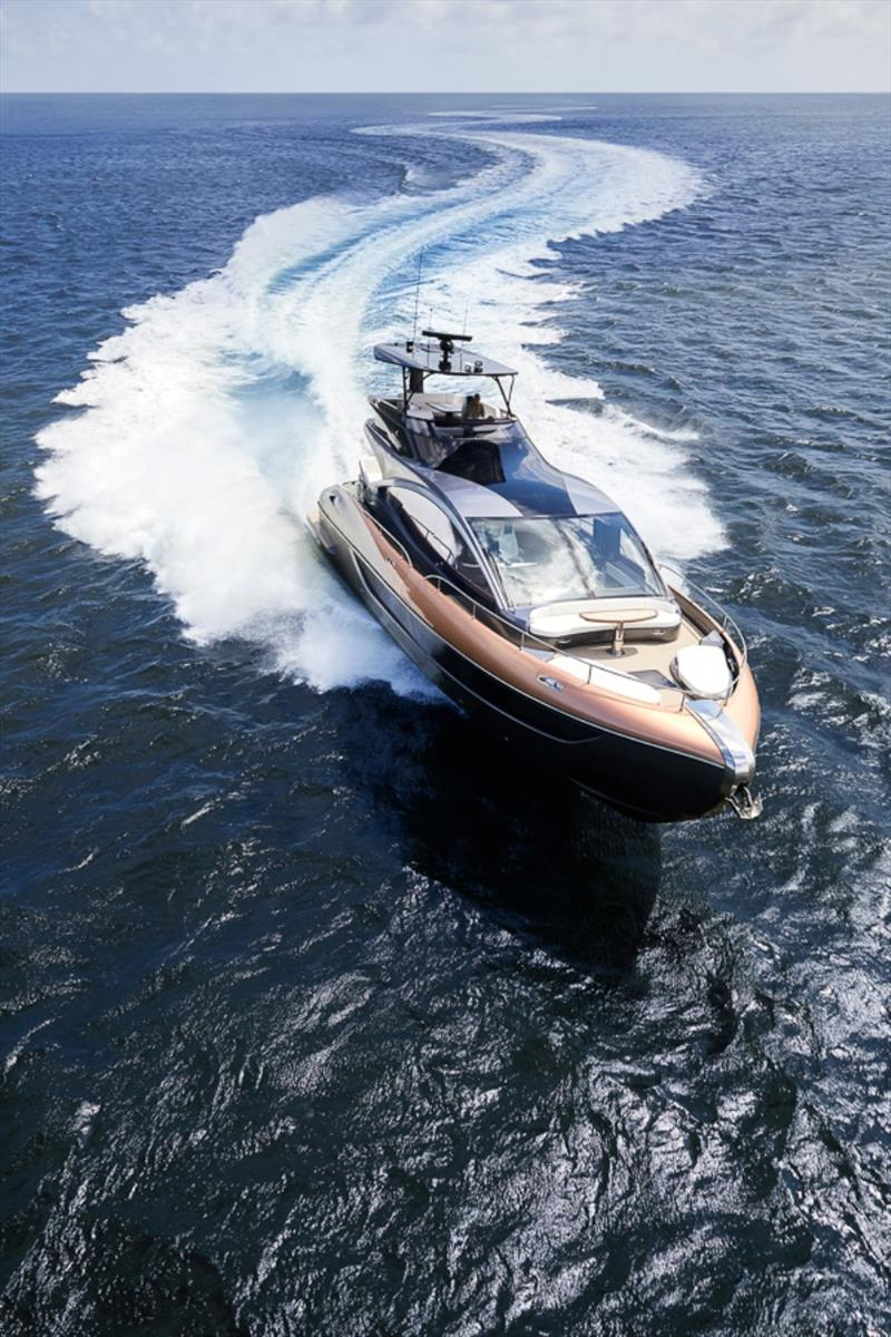 Lexus LY 650 run straight photo copyright Nuvolari Lenard taken at  and featuring the Power boat class