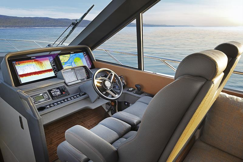 Maritimo's very new X50R - photo © Maritimo