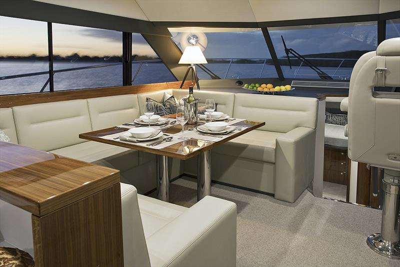 Maritimo S51 - photo © Tom Barry-Cotter