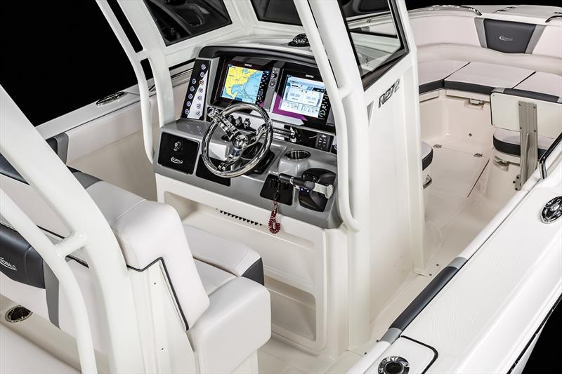 Simrad partners with Chaparral and Robalo - photo © Andrew Golden
