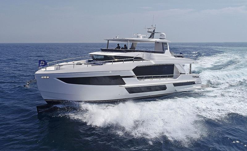 Horizon Yachts second FD75 - photo © Horizon Yachts