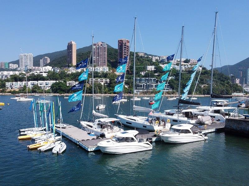 Boating Rendezvous - Hong Kong 2020 - photo © Beneteau Asia Pacific