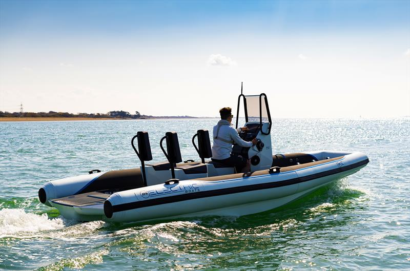 Pulse 63 Electric RIB from RS Electric Boats - photo © RS Electric Boats