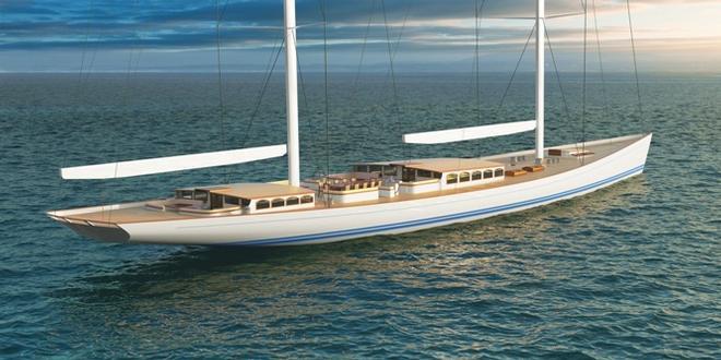 Segelyacht modern  Reichel/Pugh Yacht Design – One classic, one modern
